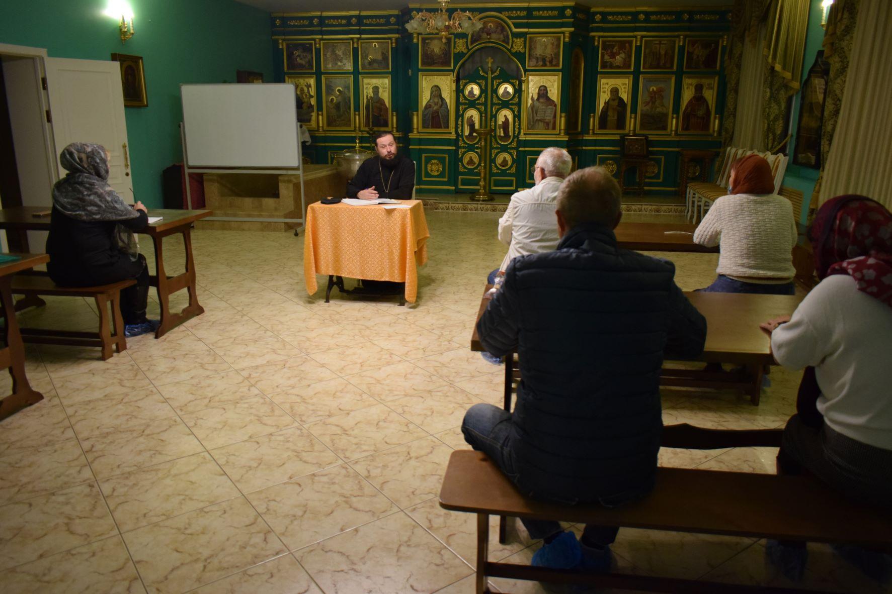 Братья и сестры! Продолжается набор на Библейско-Богословские курсы имени преподобного Сергия Радонежского